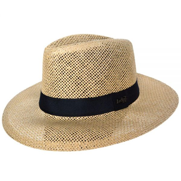 Panama Hat with Black Band (3 colors) FH 103