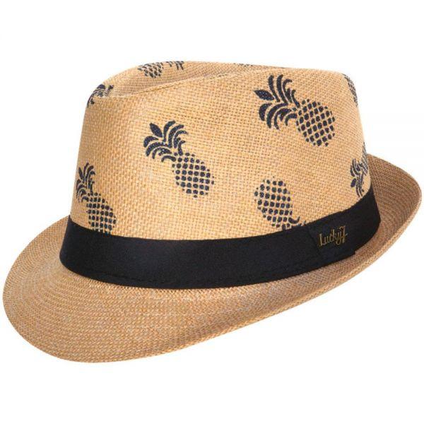 Fedora Hat Pineapple Print (4 colors) HF 100