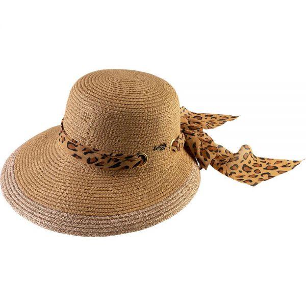 Women's Floppy Beach Sun Hat (Min Order 24 pcs-4 colors) FH 280
