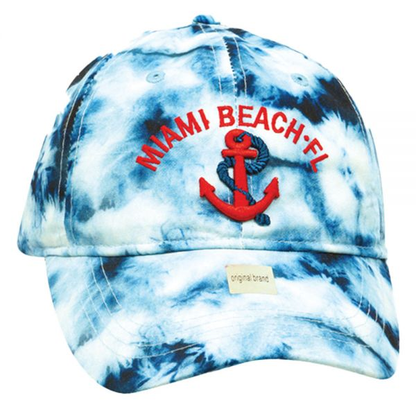 Custom Kids Tie Dye Caps (6 Colors) KHB 220A