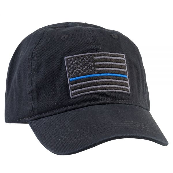Law Enforcement Cap USA Flag (10 COLORS) CHB 117