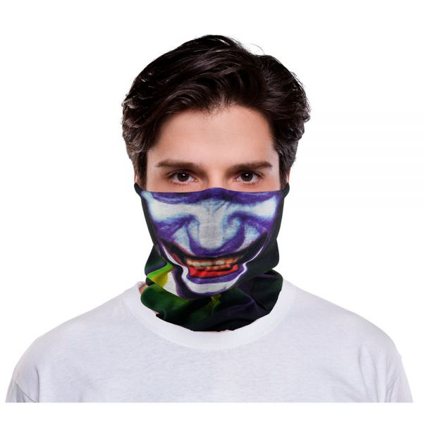 Neck Gaiter Face Masks UV+ (12 colors) BUF3