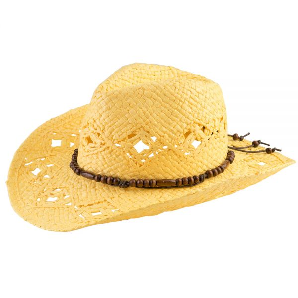 Cowboy Hat (Min Order 66 pcs-11 colors) YD 019