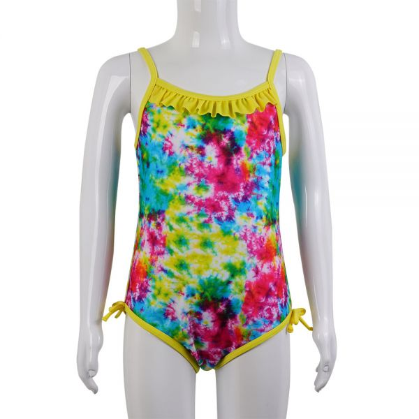 Kids Girls Swimsuit  with UV Protection (6 colors) SW 05