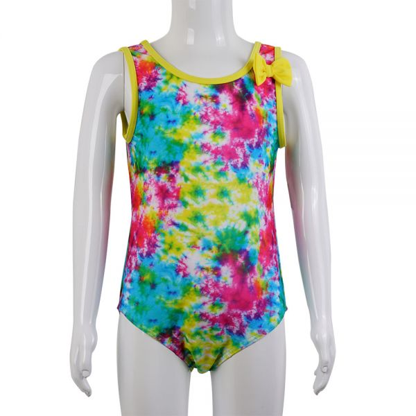 Kids Girls Swimsuit  with UV Protection (6 colors) SW 04