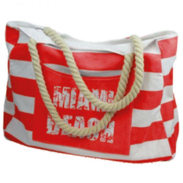 Tote Canvas Beach Bag (10 colors) B 360
