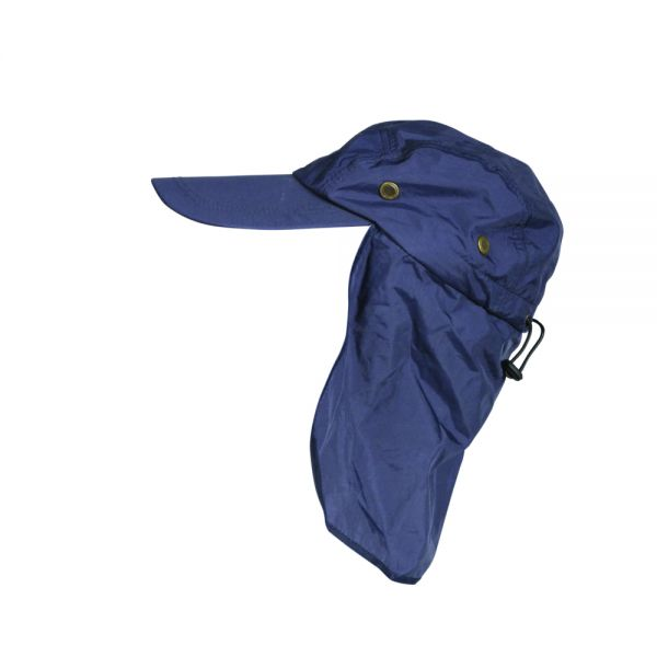 Fisherman Microfiber Hats with UV Neck Protection (5 colors) BL 13