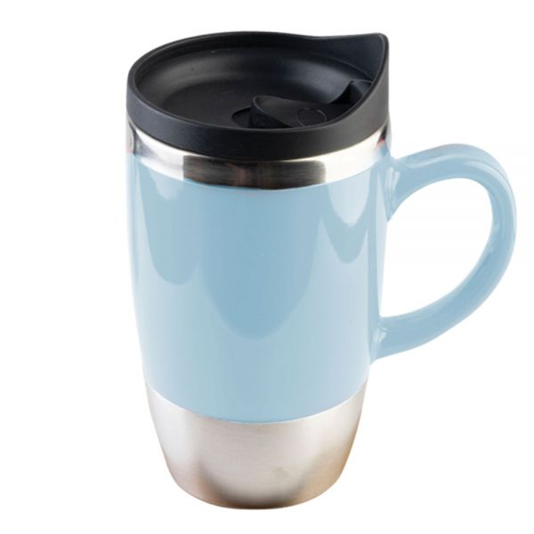 Custom Logo Mugs (5 colors) BTL 06