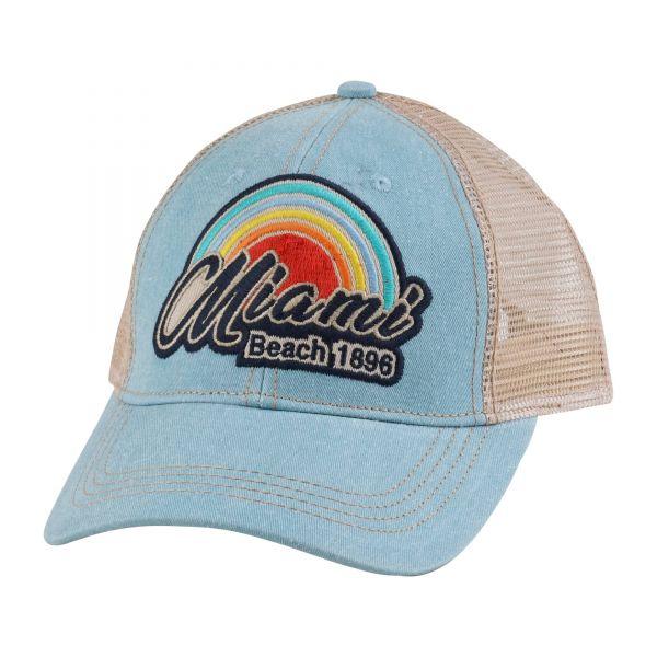 Custom Logo Caps with Mesh Back (4 colors) CHB 383