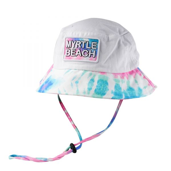 Custom Kids Tie Dye Bucket Hats (4 Colors) KHB 391