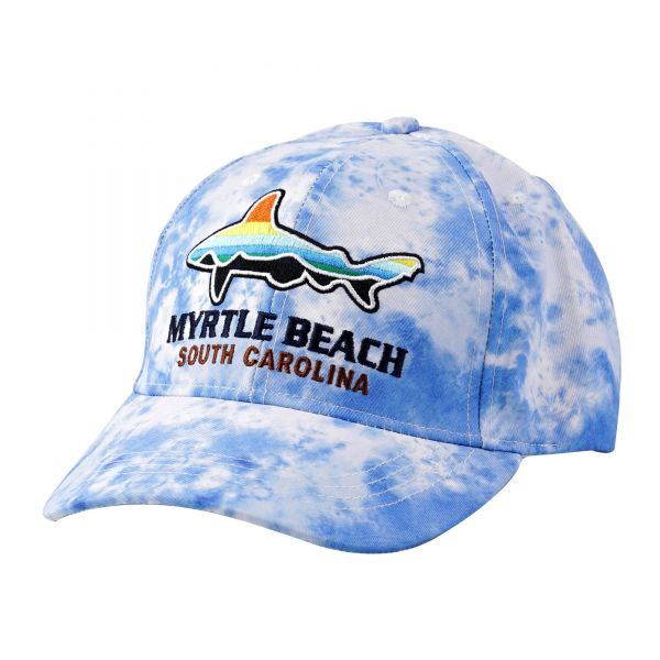 Custom Logo Tie Dye Cap (6 colors) CHB 415
