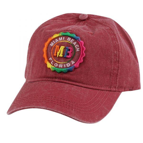 Custom Logo Caps (8 colors) CHB 432