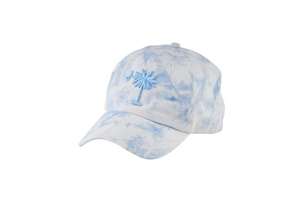 Custom Logo Tie Die Caps (6 colors) CHB 614 CAP