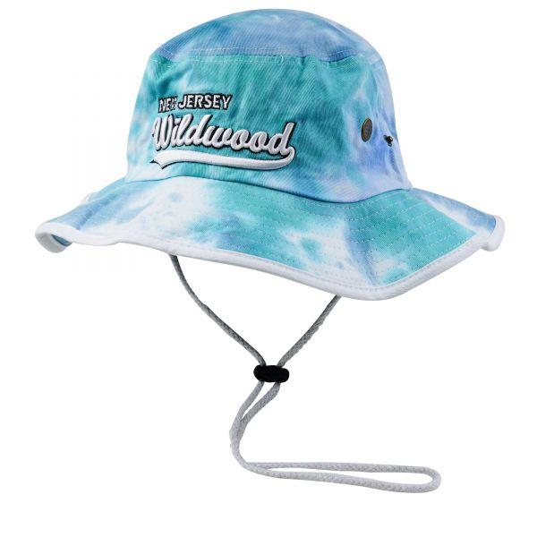 Custom Logo Tie Die Bucket Hats (5 colors) CHB 615