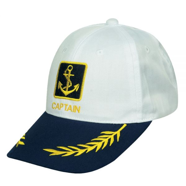 Microfiber Captain Hat with UV Protection (1 color) FH 189
