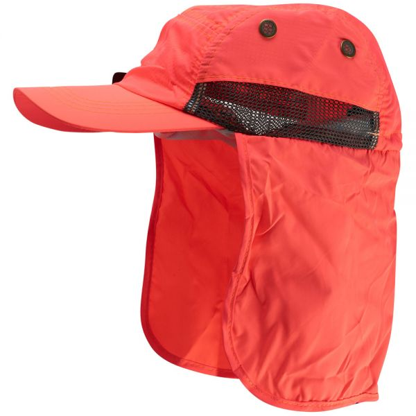 Fisherman  Microfiber Hats with UV Neck Protection (6 colors) FH 264
