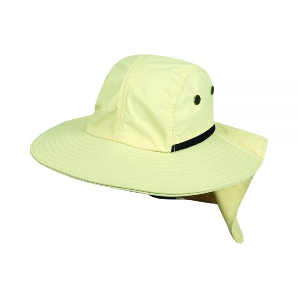 Fisherman Microfiber Hats with UV Neck Protection (5 colors) FH 215