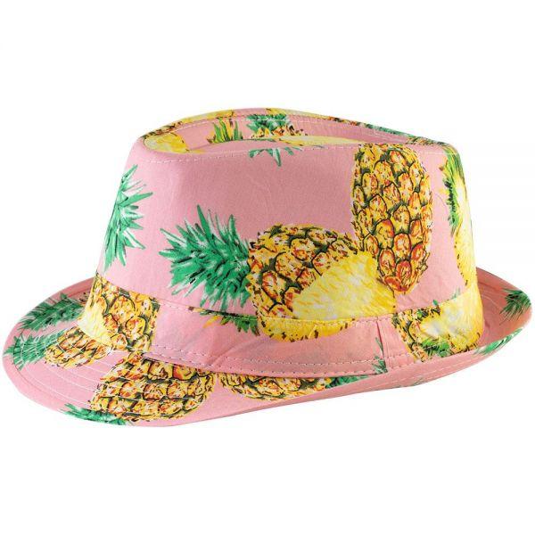 Fedora Hat Pineapple Print (3 colors) FH 271
