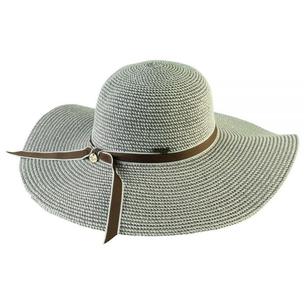 Women's Floppy Sun Hat with Chain (Min Order 30 pcs -5 colors) FH 278