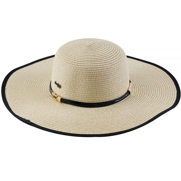 Women's Floppy Beach Sun Hat (Min Order 30 pcs-5 colors) FH 322