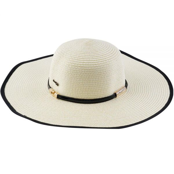 Women's Floppy Beach Sun Hat (Min Order 30 pcs-5 colors) FH 322