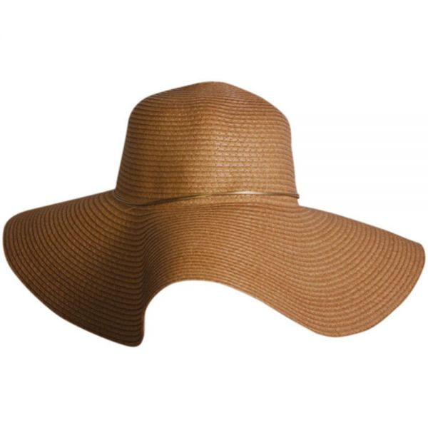 Women's Floppy Beach Sun Hat (Min Order 36 pcs -6 colors) K 138