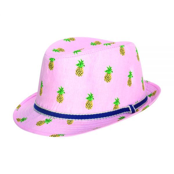 Kids Fedora Summer Hats (2 colors) KHB -1014