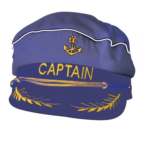 Microfiber Captain Hats with UV Protection (2 colors) SH 45
