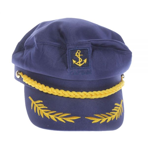 Microfiber Captain Hats with UV Protection (2 colors) SH 54