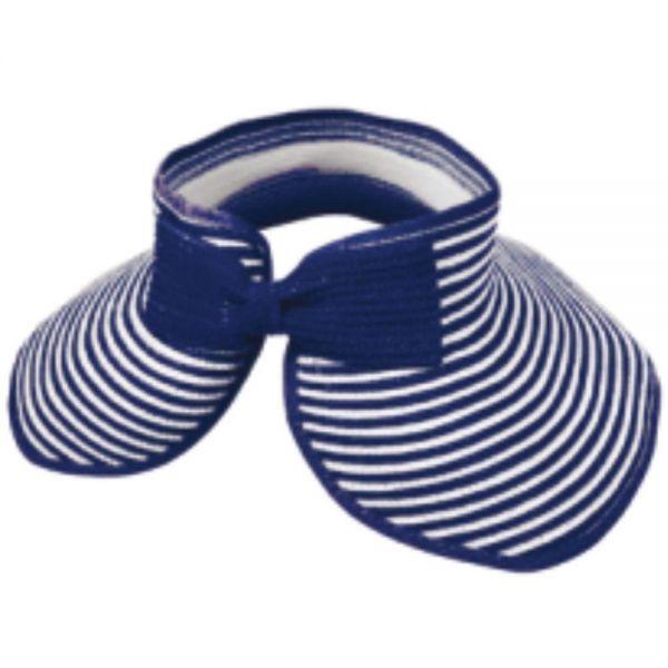 Foldable Roll Up Summer Beach Straw Sun Visor Hat (Min Order 48 pcs-8 colors) SH 32