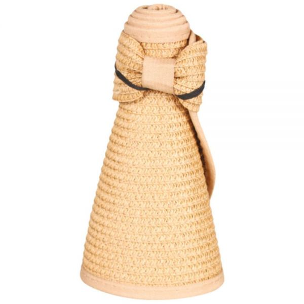 Foldable Roll Up Summer Beach Straw Sun Visor Hat (8 colors) SH 34