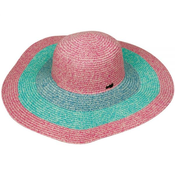 Women's Floppy Beach Sun Hat (Min Order 24 pcs -4 colors) SH 65