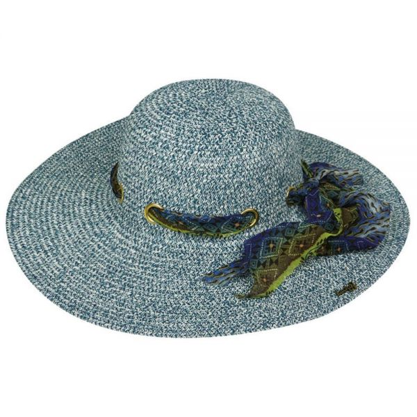 Women's Floppy Beach Sun Hat (Min Order 24 pcs -4 colors) SH 73