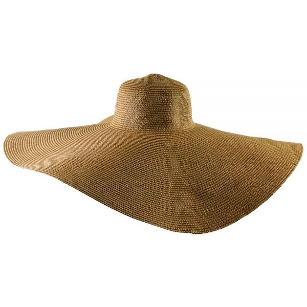 Women's Large Floppy Beach Sun Hat (Min Order 30 pcs - 5 colors) SH 89